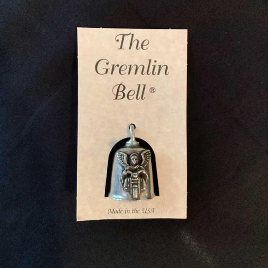 Silver Gremlin Bell