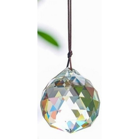 Crystal Ball Sun Catcher