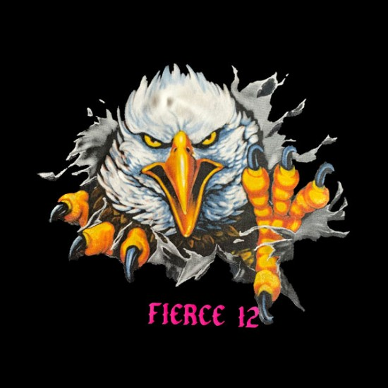 Fierce Eagle Tee